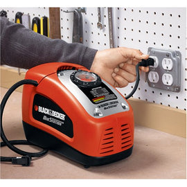 BLACK and DECKER Air Station Inflator