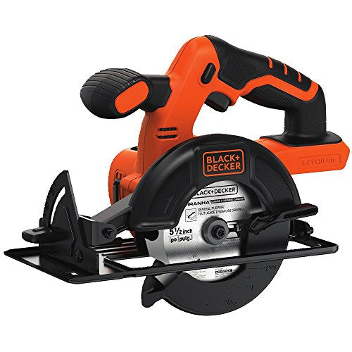 BLACK and DECKER 20-volt Max Circular Saw Bare Tool