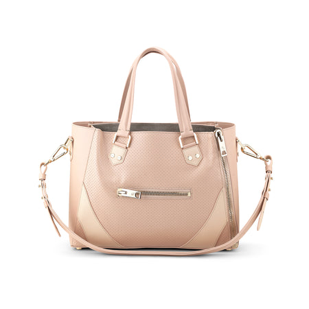 One Bag (Blush Leather w/Gold Hardware)