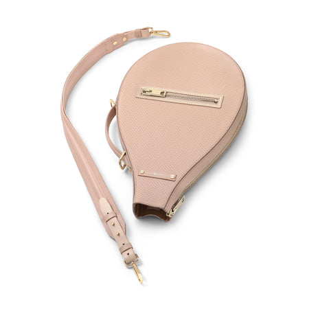 Billie Bag (Blush Leather / Gold Hardware)