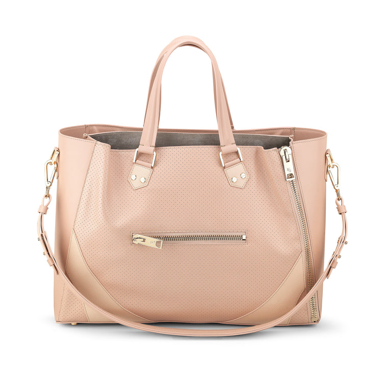 Major Bag (Blush Leather / Gold Hardware)