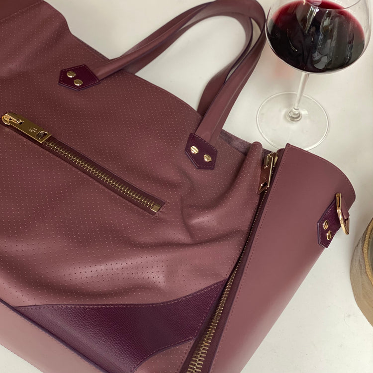 LTD. - Major Bag / Merlot