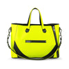 Major Bag (Neon Leather / Black Trim / Gunmetal Hardware)