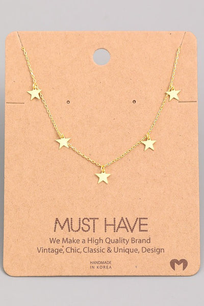 Dainty Gold Star Must Have