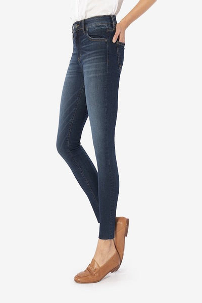 Connie High Rise Slim Ankle Skinny Goodly