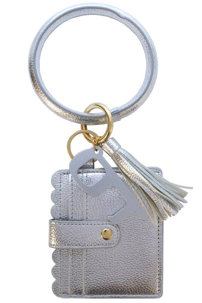 Bangle Bracelet Key Ring Deluxe