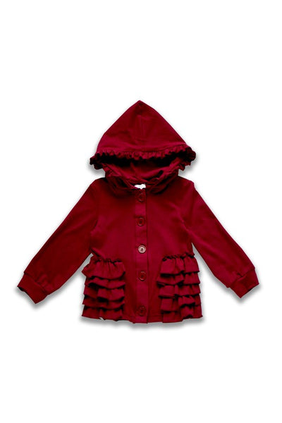 Kid's Ruffle Jacket