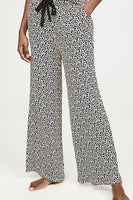 The Mini Heart Wideleg Pant