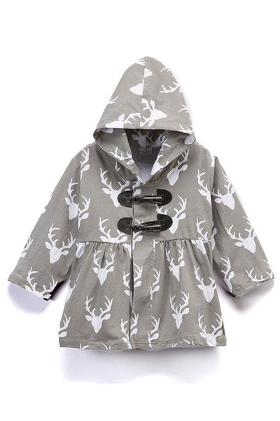 Kid's Deer Coat