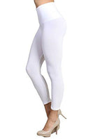 Tummy Tuck Cropped Legging