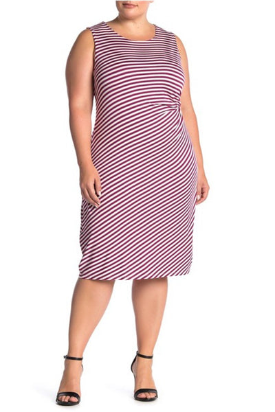 Estelle Side Draped Dress