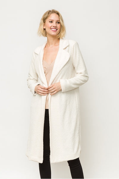 Shirling Fur Long Coat