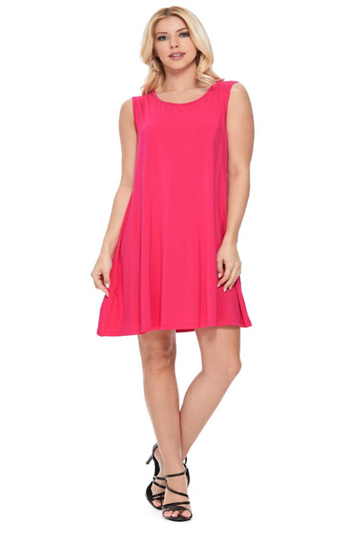 Harper Tank Swing Dress