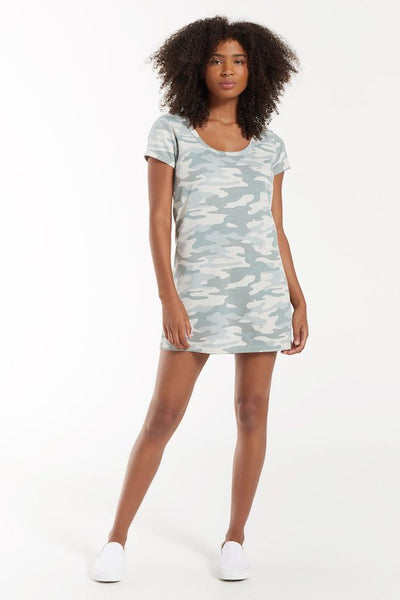 The Payton Camo Dress