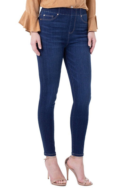 Chloe High Rise Ankle Skinny 28""