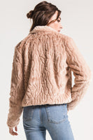 Bev Vegan Fur Jacket