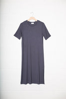 Midi Dress with Side Slits