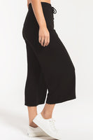 The Premium Fleece Crop Pant