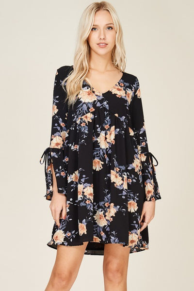 Mellie Floral Dress