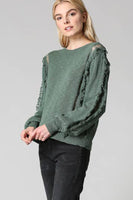 Pullover Light Weight Sweater