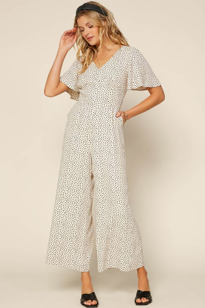 Speckle Jumpsuit
