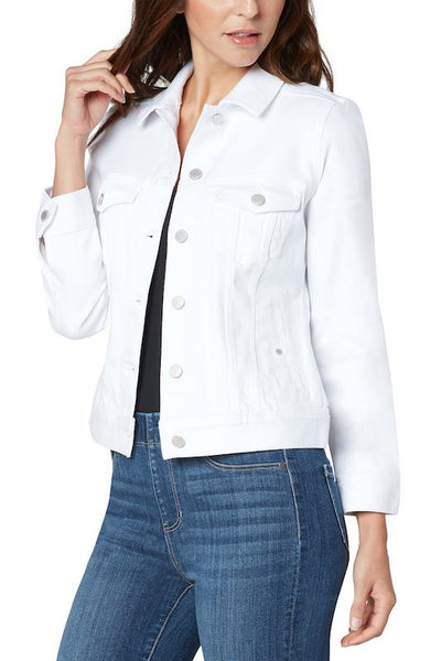 Classic Jean Jacket Bright White