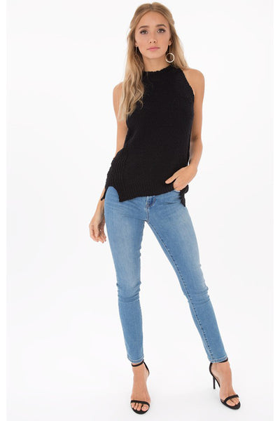 Paige Sleeveless Sweater