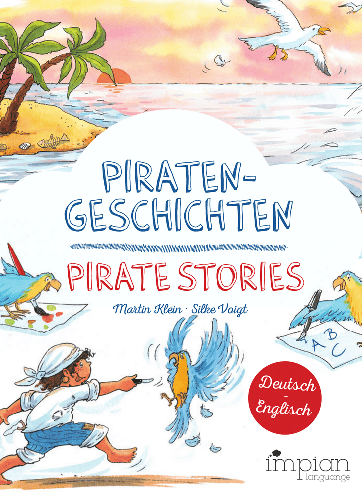 Piratengeschichten / Pirate Stories | Impian Verlag