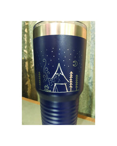 Personalized Travel Tumbler - The Personalize Shop