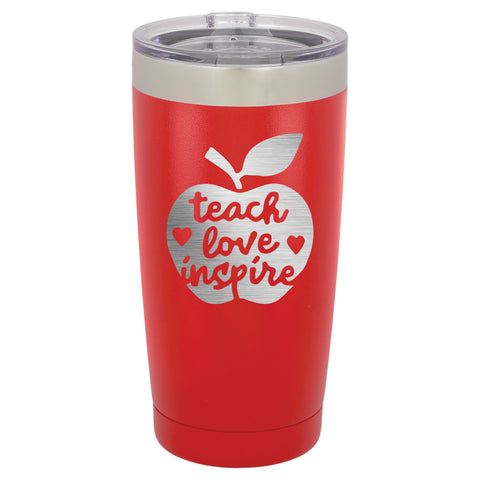 Personalized Teacher Tumbler