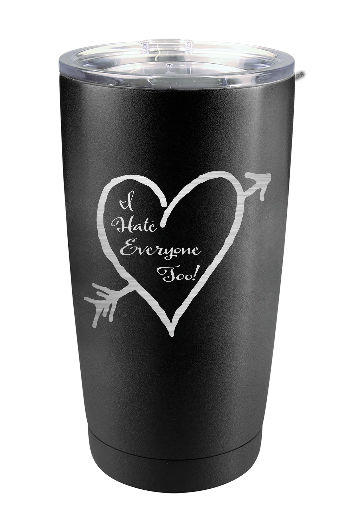 Funny Customizable Coffee Tumbler - The Personalize Shop