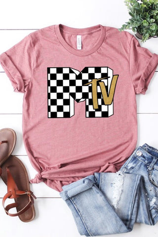 MTV Graphic T-Shirt