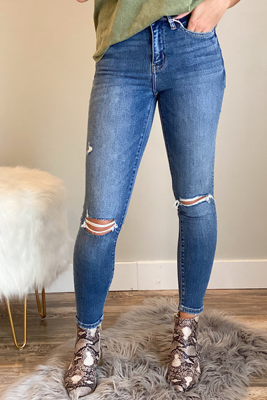 Better Together Ankle Skinny Jeans