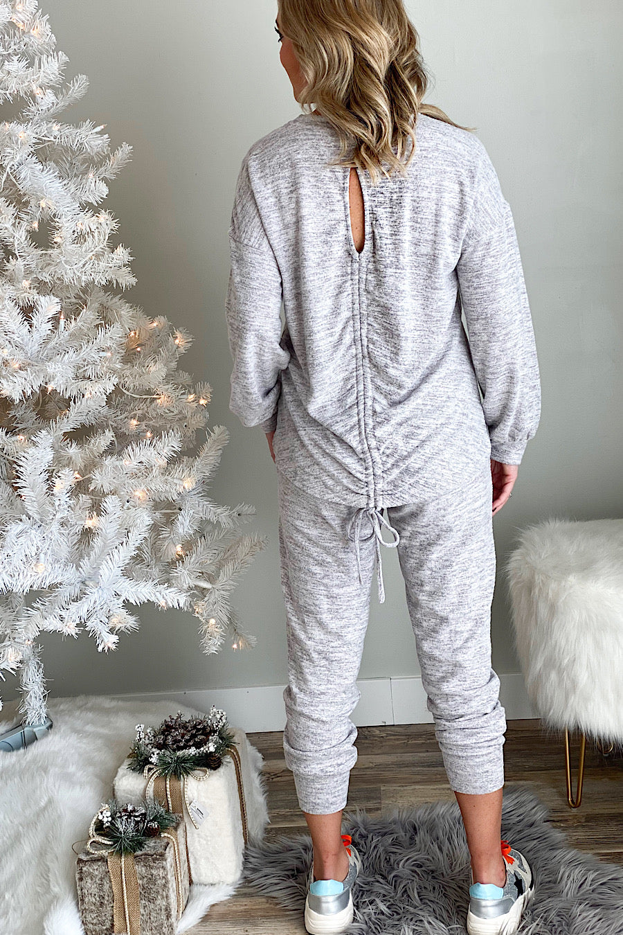 Hacci Lounge Wear Set