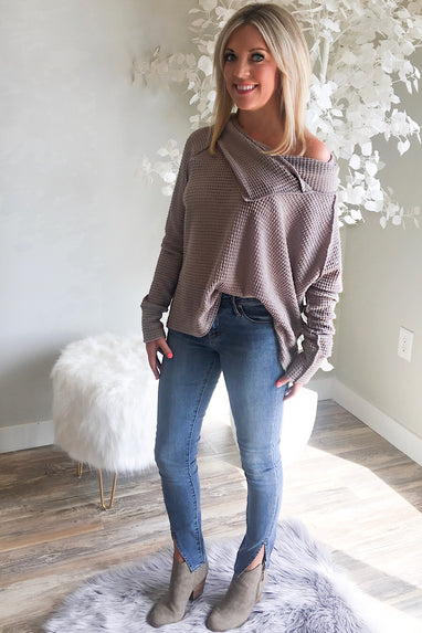 Off the Shoulder Thermal