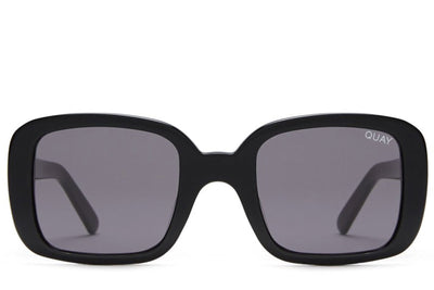20's Sunglasses in Black/Smoke