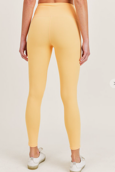 Champagne Tummy Control Leggings