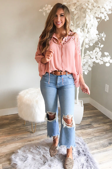 Free People Maggie Jeans