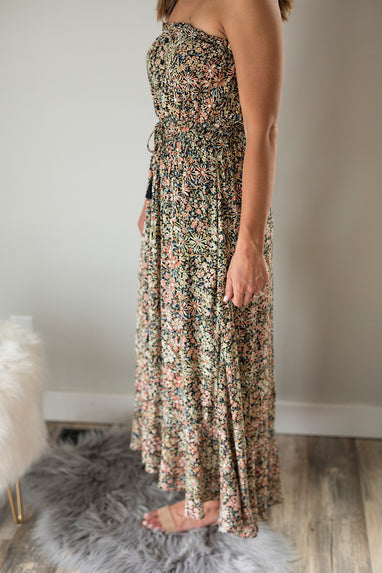 Free Spirit Tube Maxi Dress