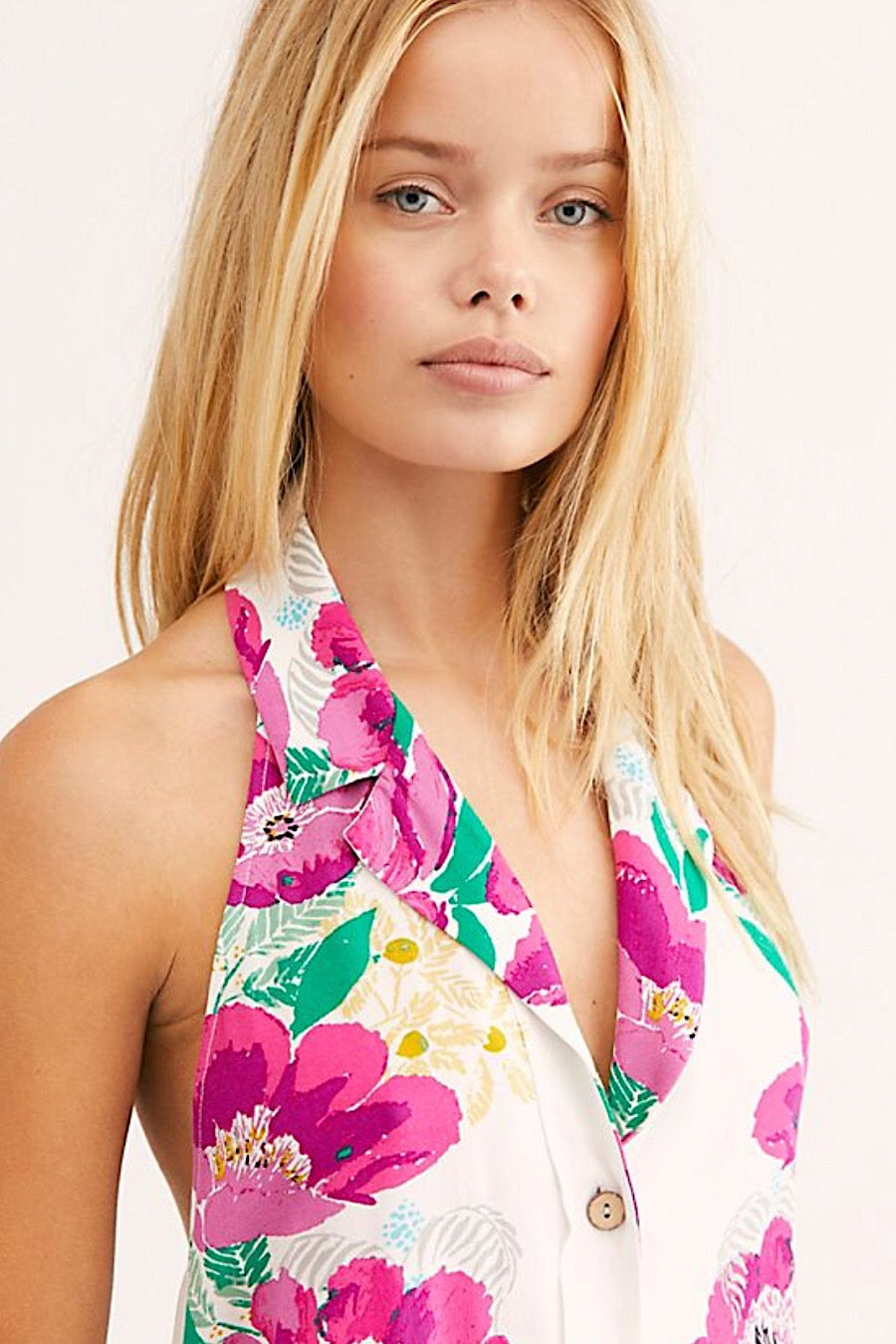 Free People OffShore Sleeveless Top