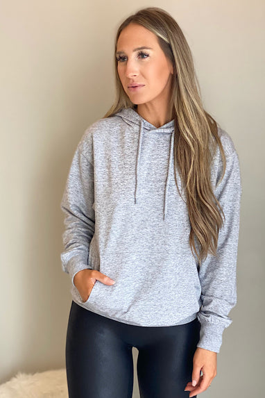 Boyfriend Hooded Pullover