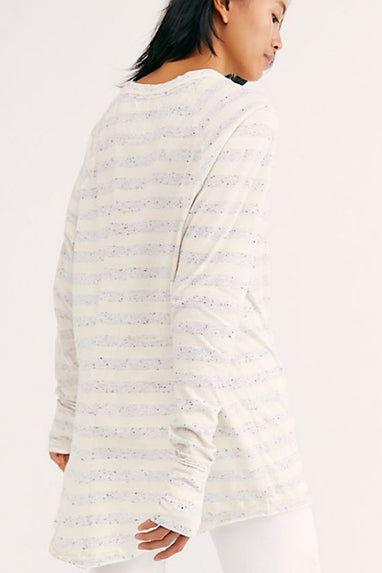 Free People Arden Stripe Tee