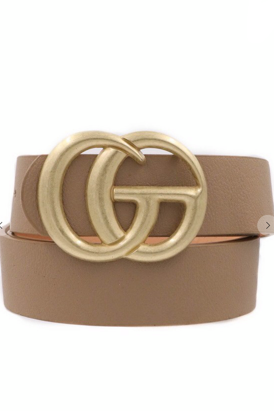 Double Metal Buckle Belt in Several Colors