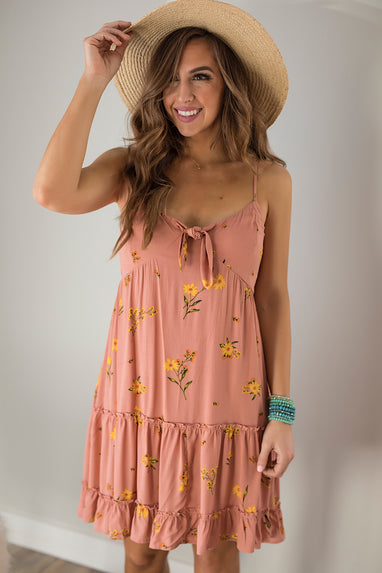 Dawn Floral Summer Dress
