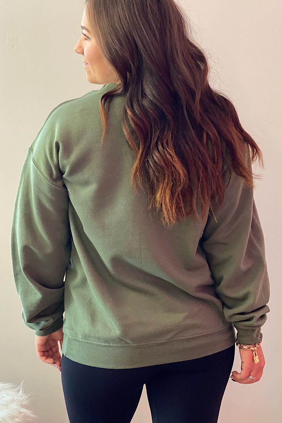 But First, Coffee Pullover Sweatshirt