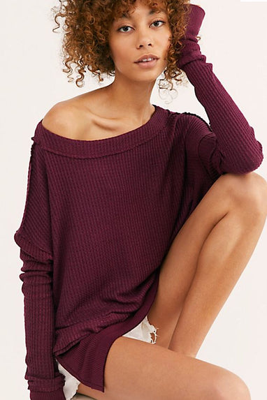 Free People North Shore Thermal