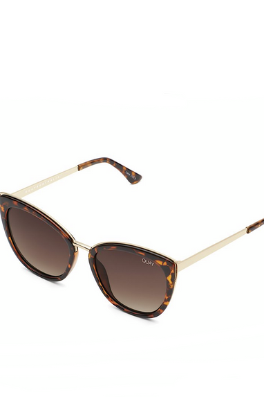 Quay Australia Honey Cat Eye Sunglasses