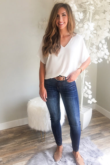 Must Have Flowy Blouse