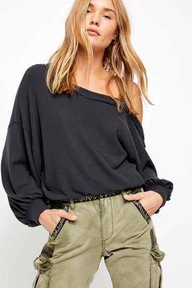 Free People Flaunt It Sweatshirt