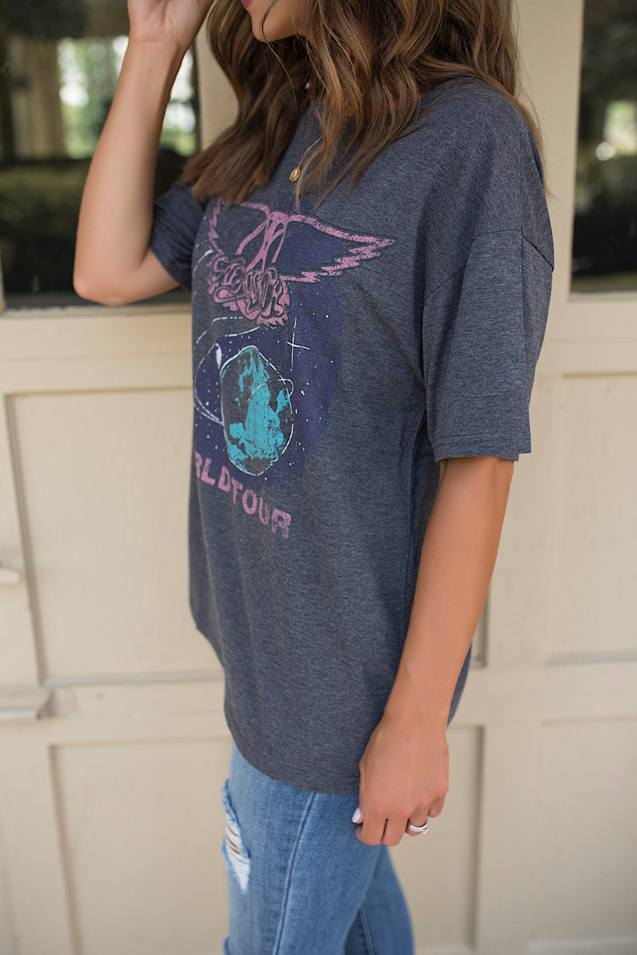 Aerosmith Boyfriend T-shirt